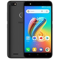 Смартфон Tecno F2 LTE DUALSIM Midnight Black